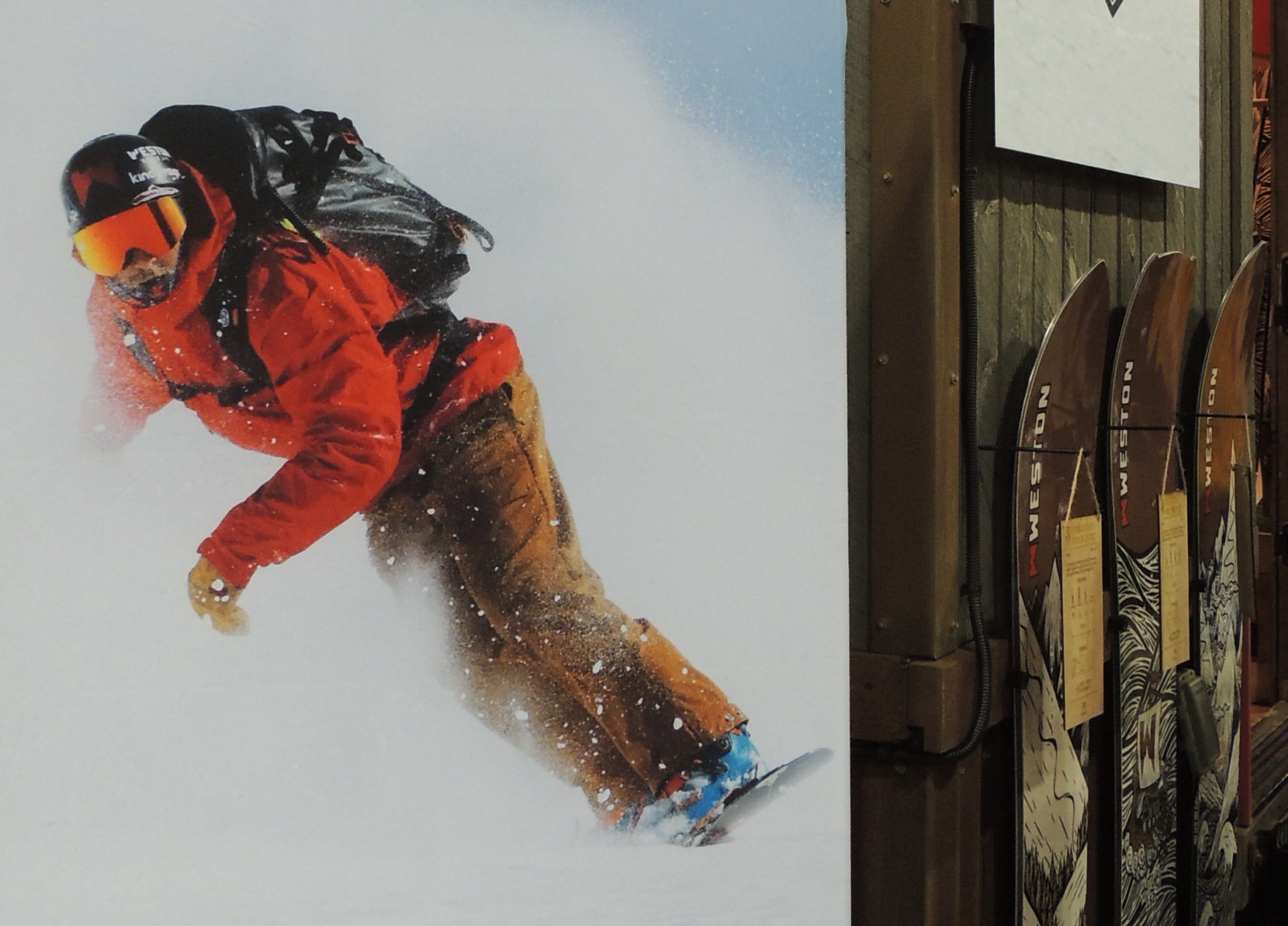 Cloverly Partner Profile: Weston Snowboards | Cloverly